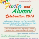 Fiesta and Alumni Celebration 2013!
