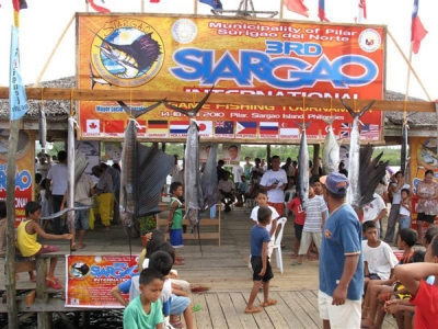 3rd Siargao International Game Fishing Tournament