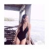 Bela Padilla at Siargao Islands