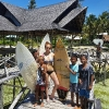 Ellen Adarna in Siargao Islands