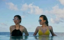 Toni and Alex Gonzaga at Siargao Islands