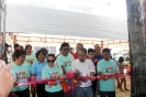 Adlaw Nan Del Carmen 2013-The Cutting Of Ribbon