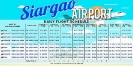 Siargao Airport Flight Schedules